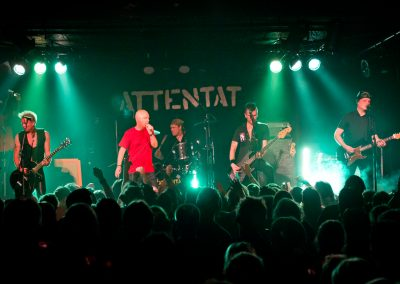 Attentat, 2010. Foto: Pontus Fagerstedt.